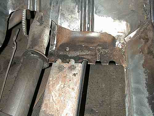 Floor Pan Replacement Project | John Heard Racing