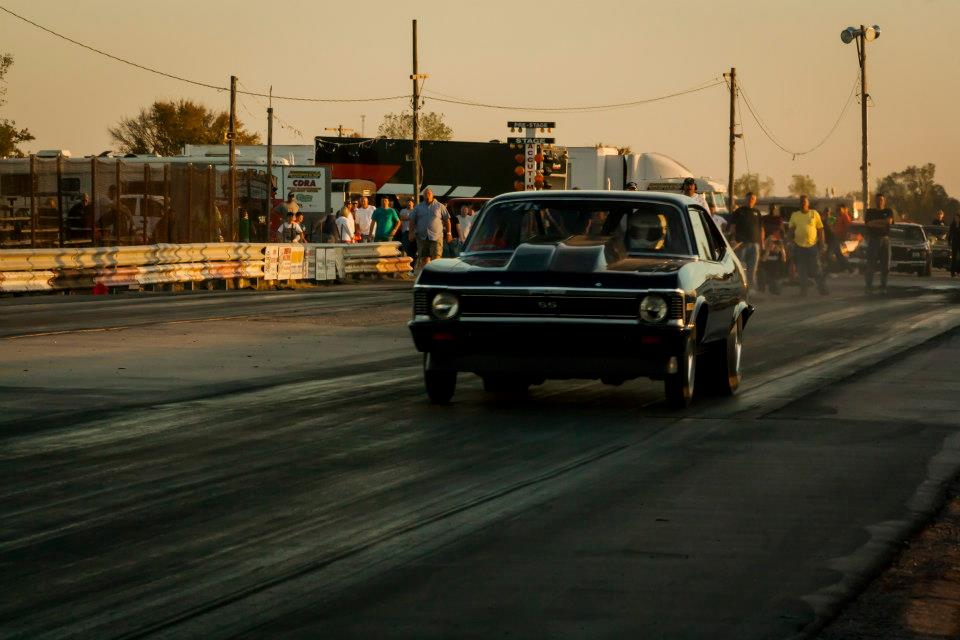 1st Race since rebuild at MoKan Dragway