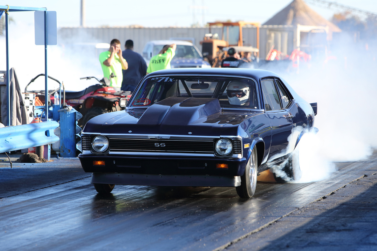 Nova Burnout - Extreme 275 Race at Wichita
