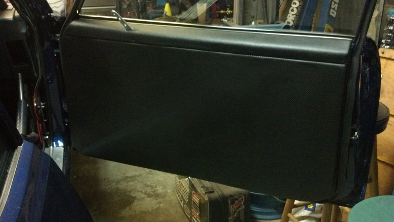 New Door Panels