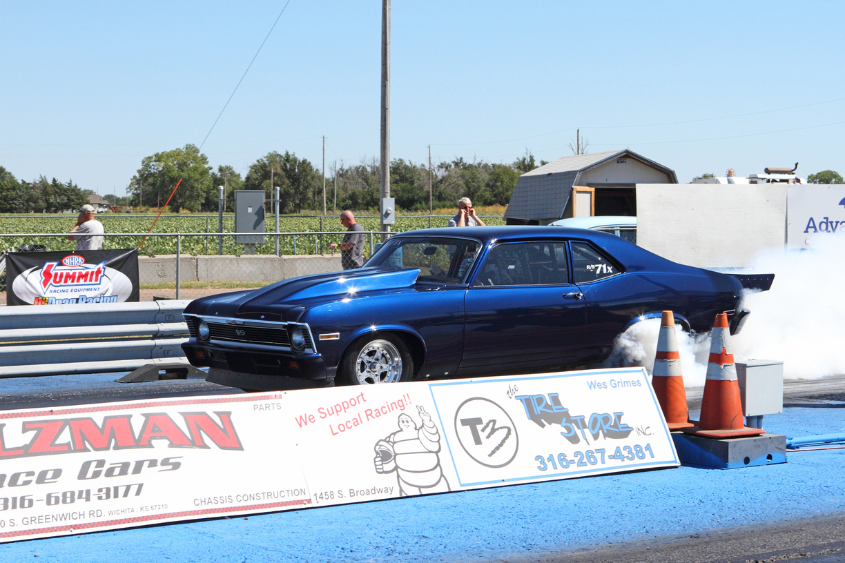 Kansas International Dragway Extreme 275 Race