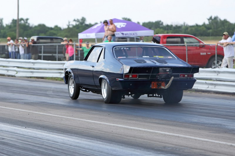 Kansas International Dragway Xtreme 275 Win