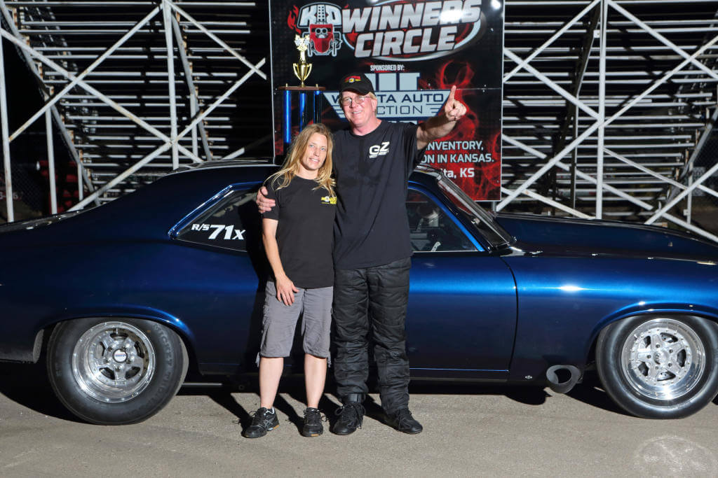 Extreme 275 Win at KID Summer Nationals