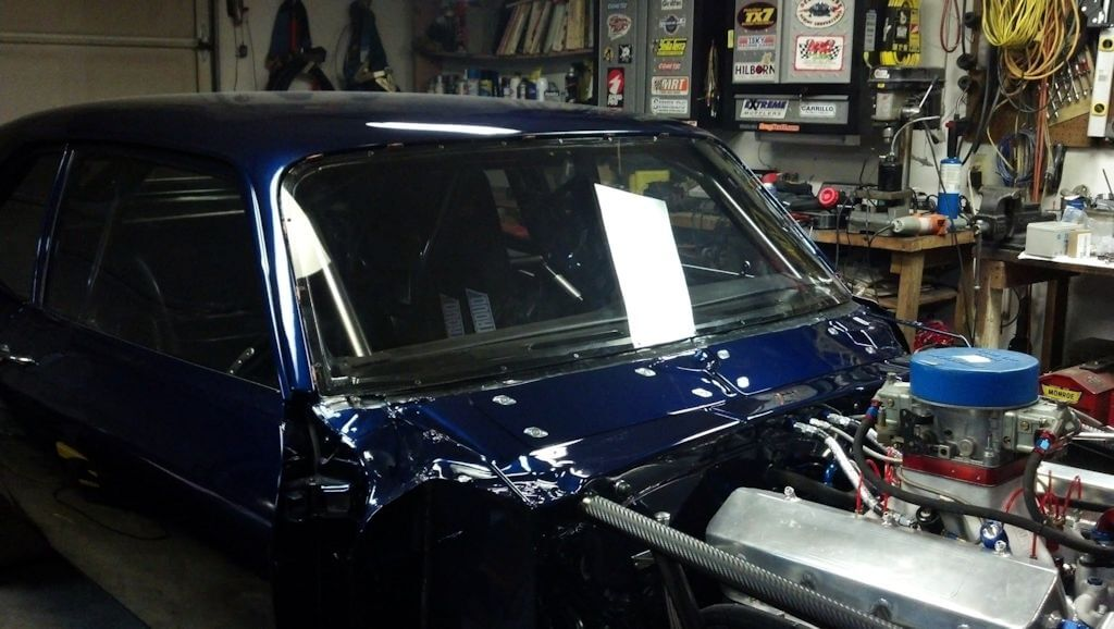 Car Tint Removal >> Nova Lexan Windows Project Wrapping up - John Heard Racing